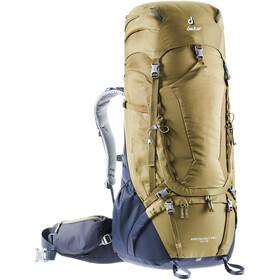 Deuter Aircontact Pro 60 + 15 Backpack clay-navy